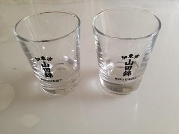 山田錦グラス